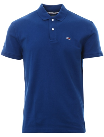 Hilfiger Denim Limoges Fine Pique Slim Polo Shirt  - Click to view a larger image