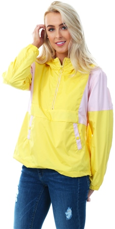 Only Solar Power Nadine Colour Block Jacket  - Click to view a larger image