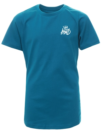 Kings Will Dream Teal Junior Pernel T-Shirt  - Click to view a larger image