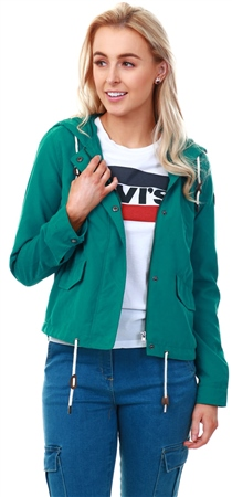 Only Green / Cadmium Skylar Seasonal Jacket  - Click to view a larger image