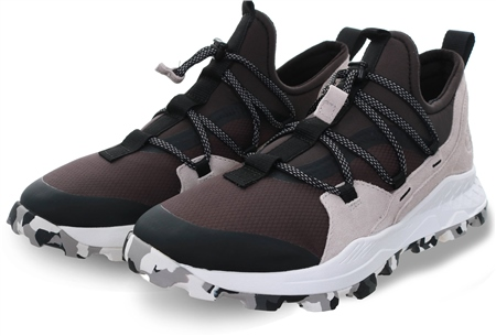 Timberland Black Brooklyn Mesh Sneaker
