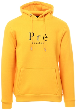 Pre London Yellow Signature Pullover Hoodie  - Click to view a larger image