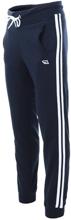 Le Shark Navy Fenton Side Tape Joggers  - Click to view a larger image