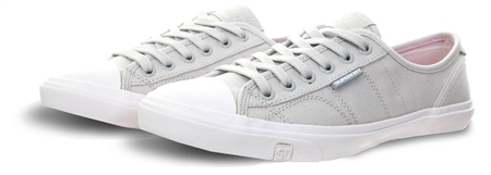 Superdry Glacier Grey Low Pro Sneakers  - Click to view a larger image