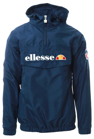 Ellesse Navy Mont 2 1/4 Zip Up Jacket  - Click to view a larger image