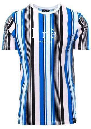 Pre London Multi Sydney Stripe T-Shirt  - Click to view a larger image