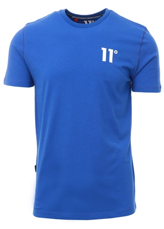 11degrees Cobalt Short Sleeve Core T-Shirt  - Click to view a larger image