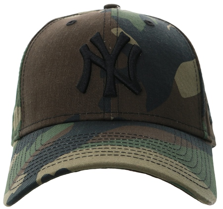 New Era Camo Ny Yankees Camo Essential 9forty  - Click to view a larger image