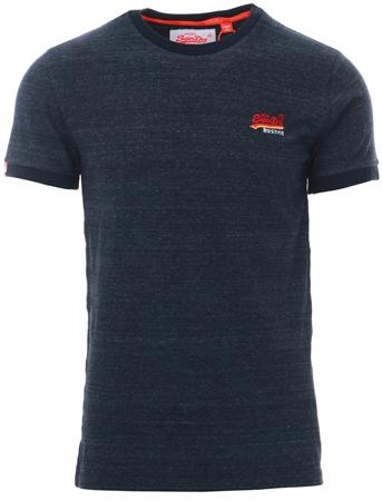 7d6ba198e55875 Superdry Navy Orange Label Cali T-Shirt | | Shop the latest fashion ...