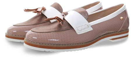 Escape Nude Middletown Two Loafer  - Click to view a larger image