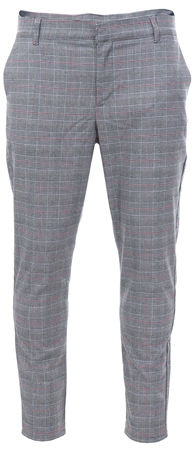 Pre London Black/White/Red Checked Trouser  - Click to view a larger image