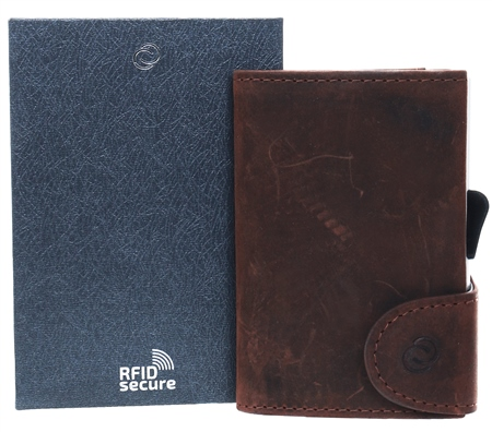 C Secure Buffalo Single Wallet  - Click to view a larger image