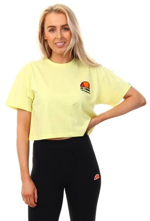 0cc184fde3 Yellow Manila Crop T-Shirt - 8