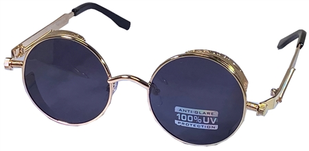 Raymond B Mty /Blue Shield Sunglasses  - Click to view a larger image
