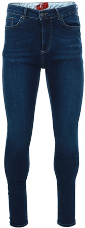 11degrees Indigo Essential Super Stretch Jean Skinny Fit  - Click to view a larger image