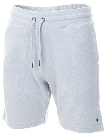 Jack Wills Light Ash Marlbourough Sweatshorts  - Click to view a larger image