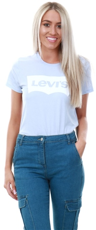 Levi's Xenon Blue - Blue The Perfect Tee  - Click to view a larger image