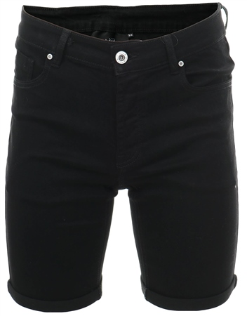 Kings Will Dream Black Lumor Skinny Short  - Click to view a larger image