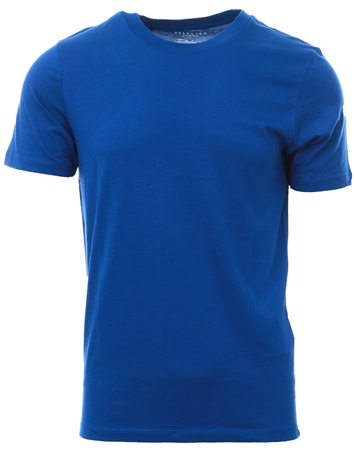 Selected Blue Perfect Short Sleeve T-Shirt  - Click to view a larger image
