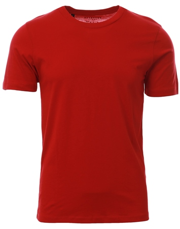 Selected Red Perfect Short Sleeve T-Shirt  - Click to view a larger image