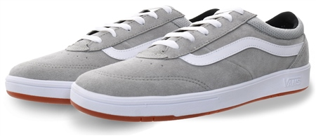 Vans Grey Staple Ultracush Cruze Shoes  - Click to view a larger image