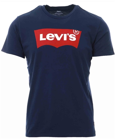 Levi's ® Dress Blue Housemark Tee  - Click to view a larger image