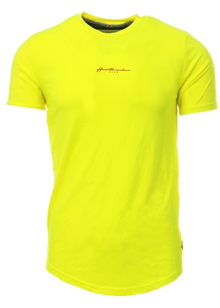 Heartbreaker Club Yellow Swift Short Sleeve T-Shirt  - Click to view a larger image