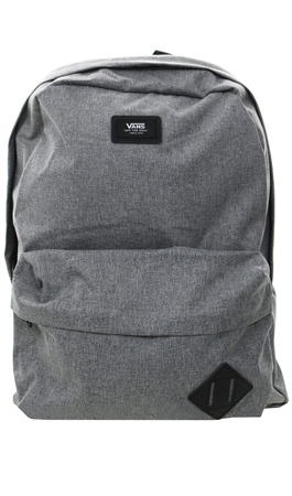 Vans Grey Old Skool Backpack  - Click to view a larger image