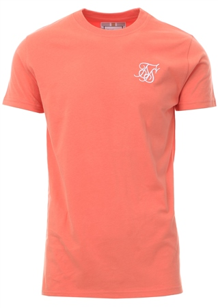 Siksilk Peach Peached Box Tee  - Click to view a larger image