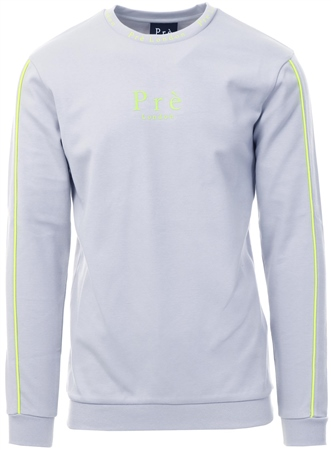 Pre London Grey Nerve Sweat With Neon Detailing  - Click to view a larger image