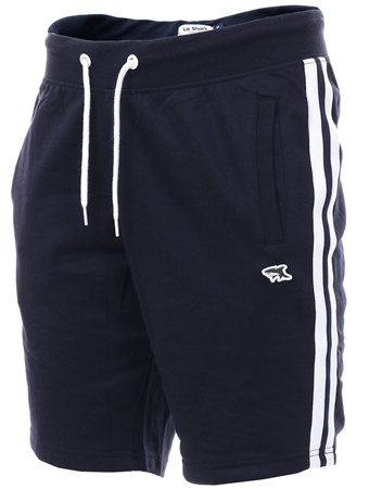 Le Shark Sky Captain Navy Side Panel Stripe Shorts  - Click to view a larger image