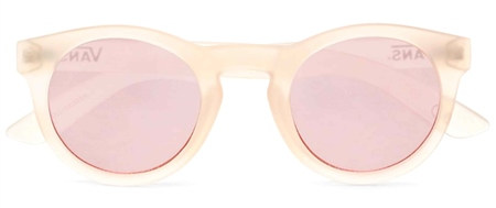 Vans Frosted Translucent Lolligagger Sunglasses  - Click to view a larger image