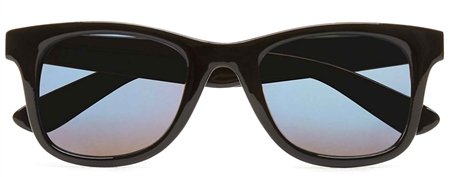 Vans Black Gradient Janelle Hipster Sunglasses  - Click to view a larger image