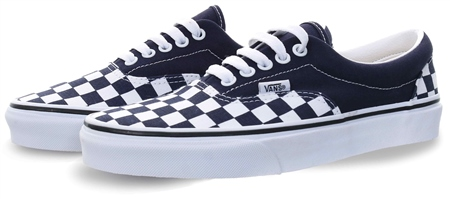 Vans Night Sky Checker Era Shoes  - Click to view a larger image