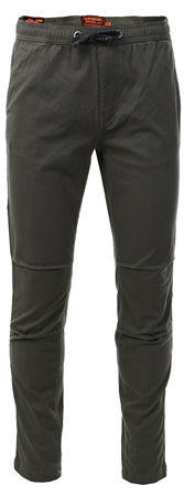 Superdry Khaki Core Utility Pants  - Click to view a larger image