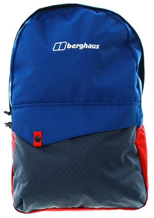 Berghaus Blue Red 25 Brand Backpack  - Click to view a larger image