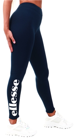 Ellesse Navy Solos 2 Leggings  - Click to view a larger image