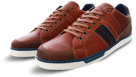 Lloyd & Pryce Tan Shandy Franks Lace Shoe  - Click to view a larger image