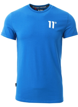 11degrees Steel Blue Core T-Shirt  - Click to view a larger image