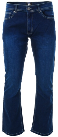 Dv8 Dstonewash Faded Wash Bootcut Jean  - Click to view a larger image