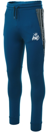 Kings Will Dream Sail Blue Manse Poly Jog Pant  - Click to view a larger image
