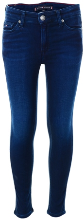 Hilfiger Denim Jog Blue Stretch Skinny Fit Stretch Cotton Jeans  - Click to view a larger image