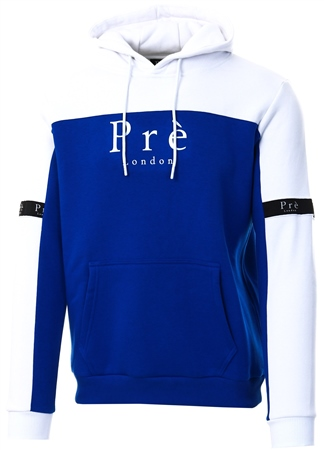 Pre London White Eclispe Hoodie  - Click to view a larger image