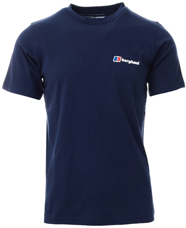Berghaus Dusk Corporate Logo Tee  - Click to view a larger image