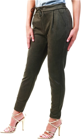 Veromoda Peat Soft Sweat Trousers  - Click to view a larger image