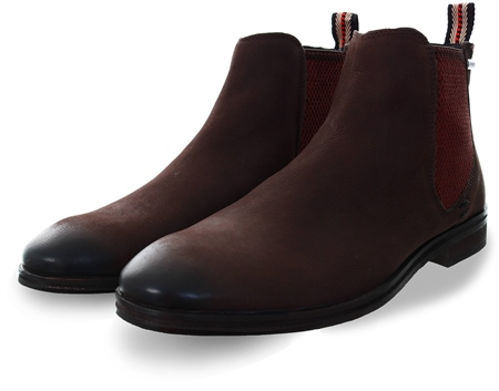 Superdry Brown Meteora Chelsea Boots  - Click to view a larger image