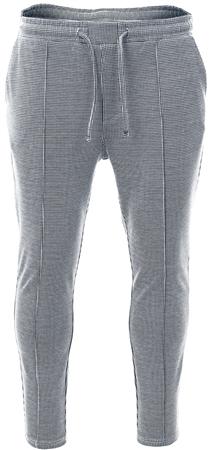 Métissier Paris Black/White Forres Tailored Pant  - Click to view a larger image