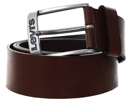 Levi's Dark Brown New Duncan Belt  - Click to view a larger image