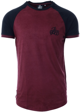 Bee Inspired Black Asten Tee  - Click to view a larger image