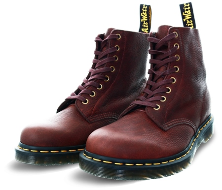 Dr Martens Brown 1460 Pascal Ambassador  - Click to view a larger image